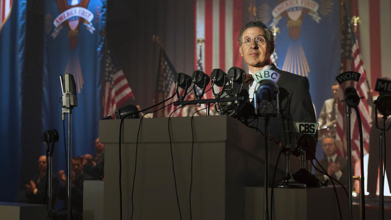 Novou epizodu Spiknutí proti Americe vysílá česká HBO každé úterý.