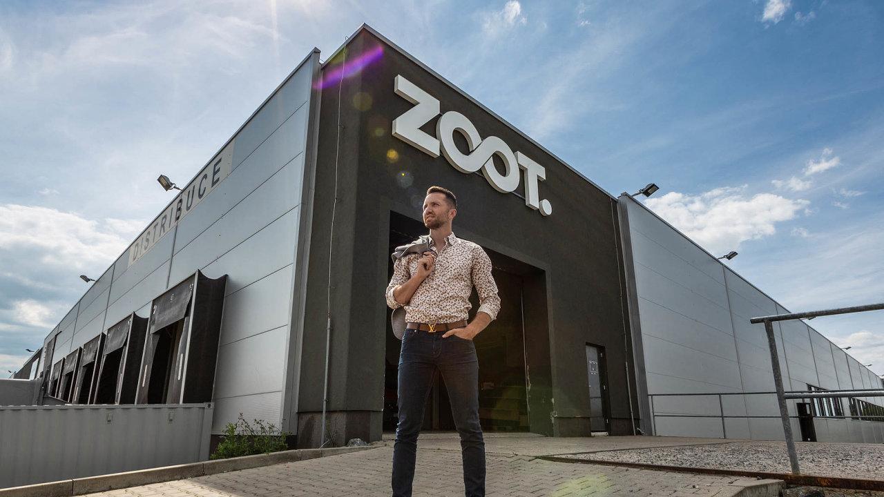 Milan Polák se ujal vedení e-shopu s módou Zoot.