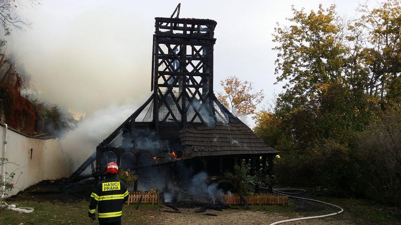 kostel poLlA r praha jfif