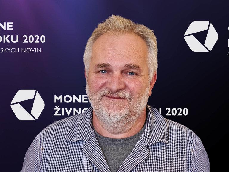 Luboš Mynář, MONETA Živnostník roku 2020 Kraje Vysočina