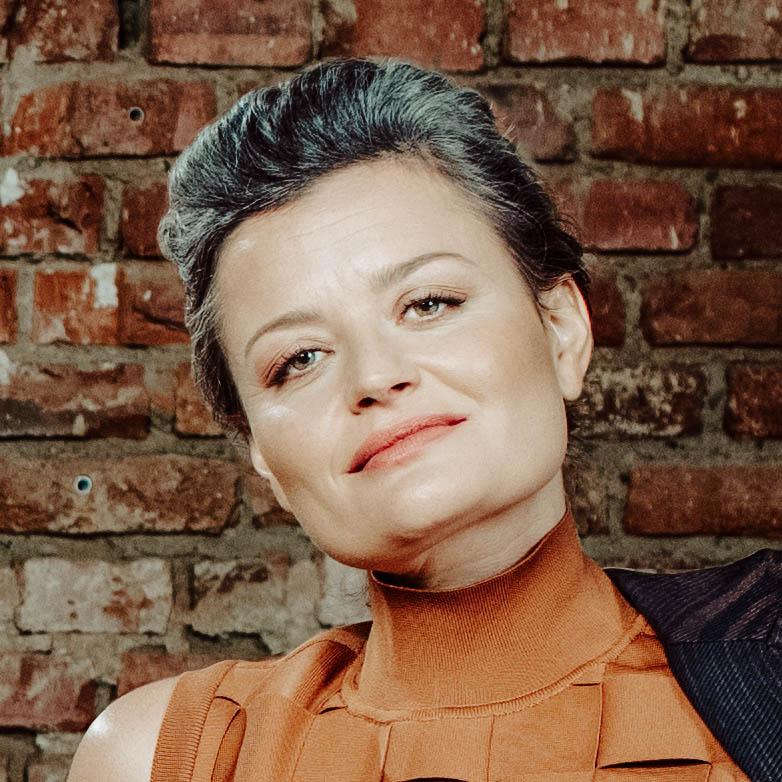 Erika Stárková, herečka