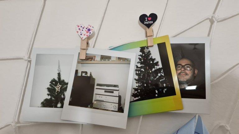 Instax SQ1 nosí neekonomickou radost z papírové fotky