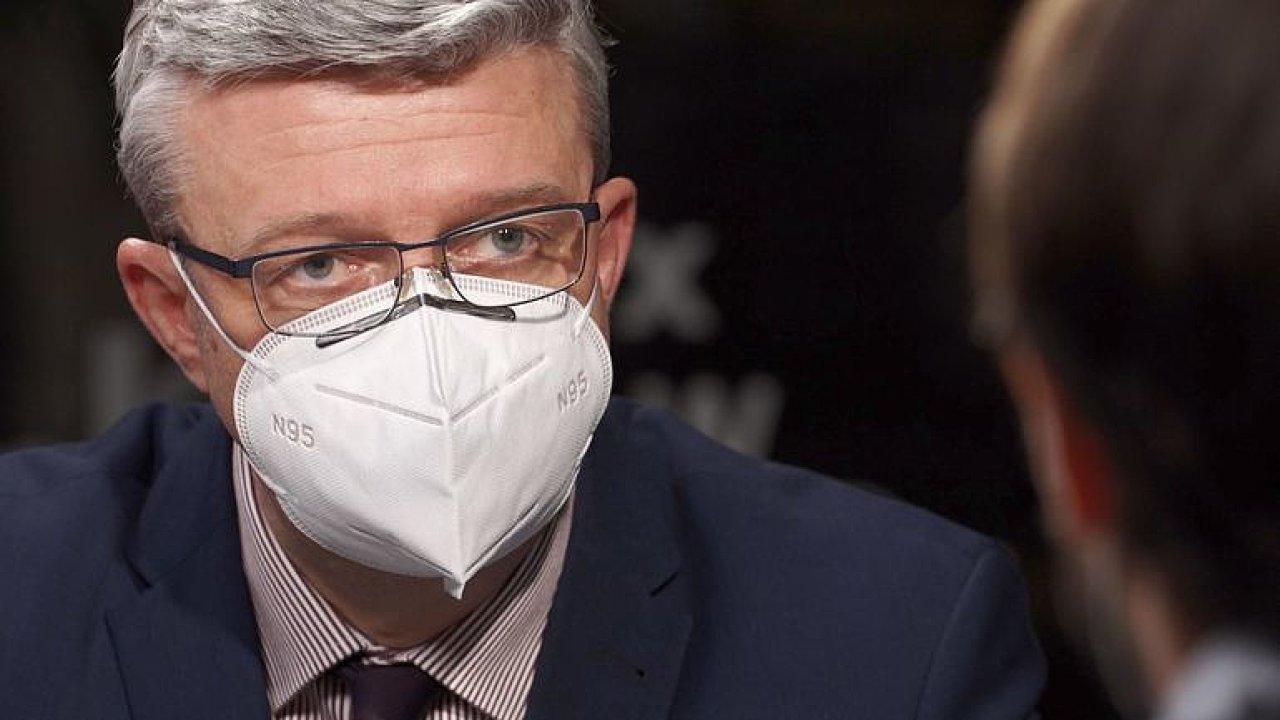 Havlíček: Tendr na Dukovany může Rusko vyhrát. Rozvolňování Česka bude mít nový plán.