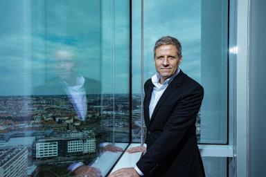 Majitel strojírenské firmy Wikov Martin Wichterle