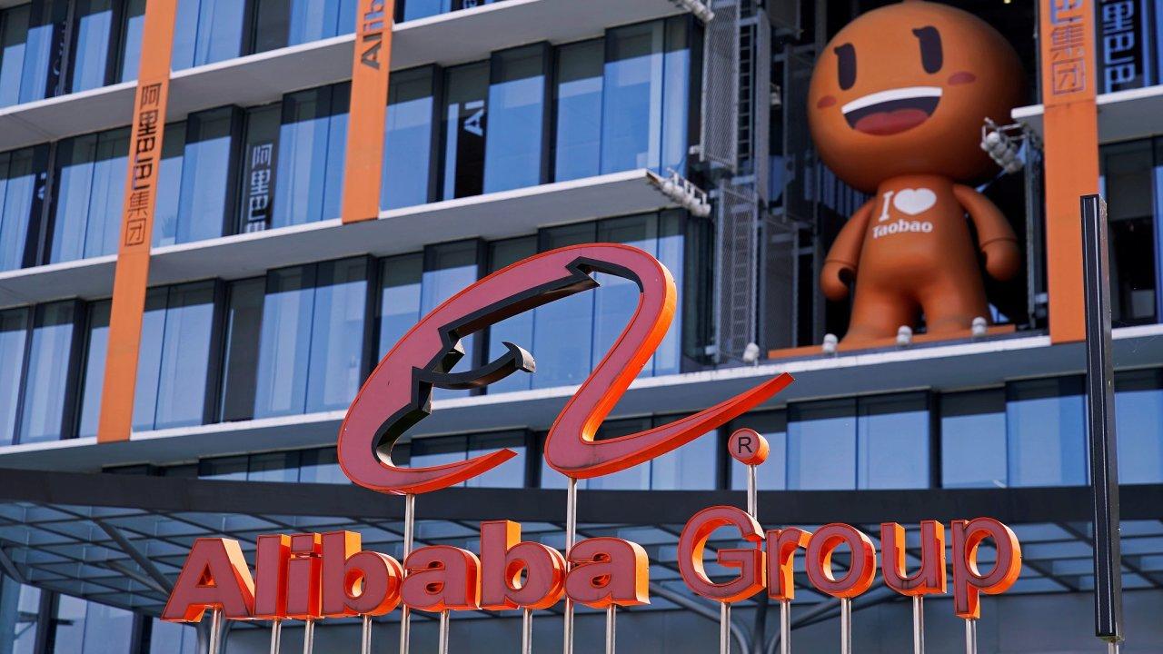 Alibaba Group, Peking (Čína)