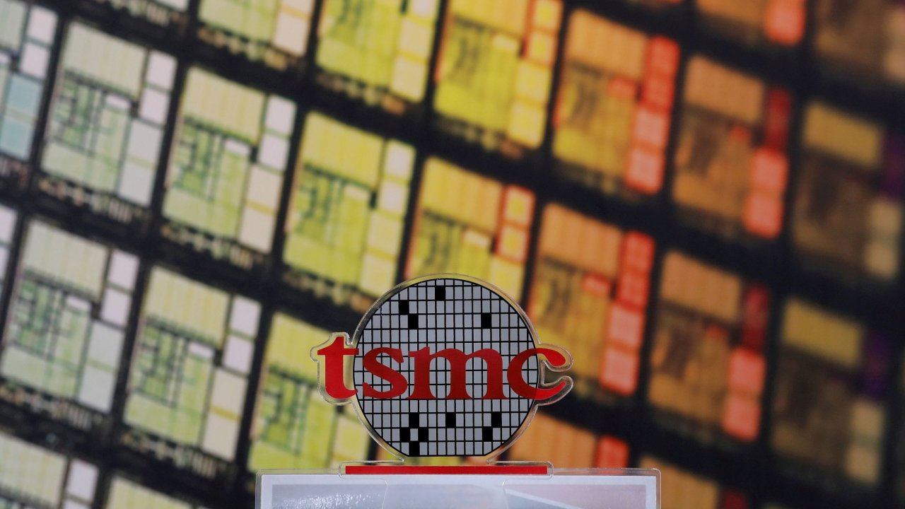 TSMC čipy