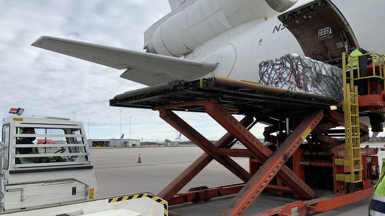 Společnost cargo-partner nabízí svým zákazníkům týdenní charterové lety z Asie do Evropy, nedávno svůj charterový program rozšířila (ilustrační snímek).