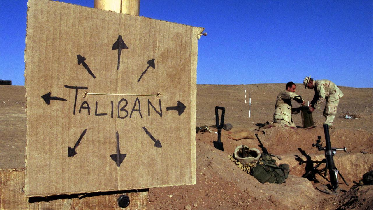 Tálibán tvrdí, že ovládl celý Afghánistán.