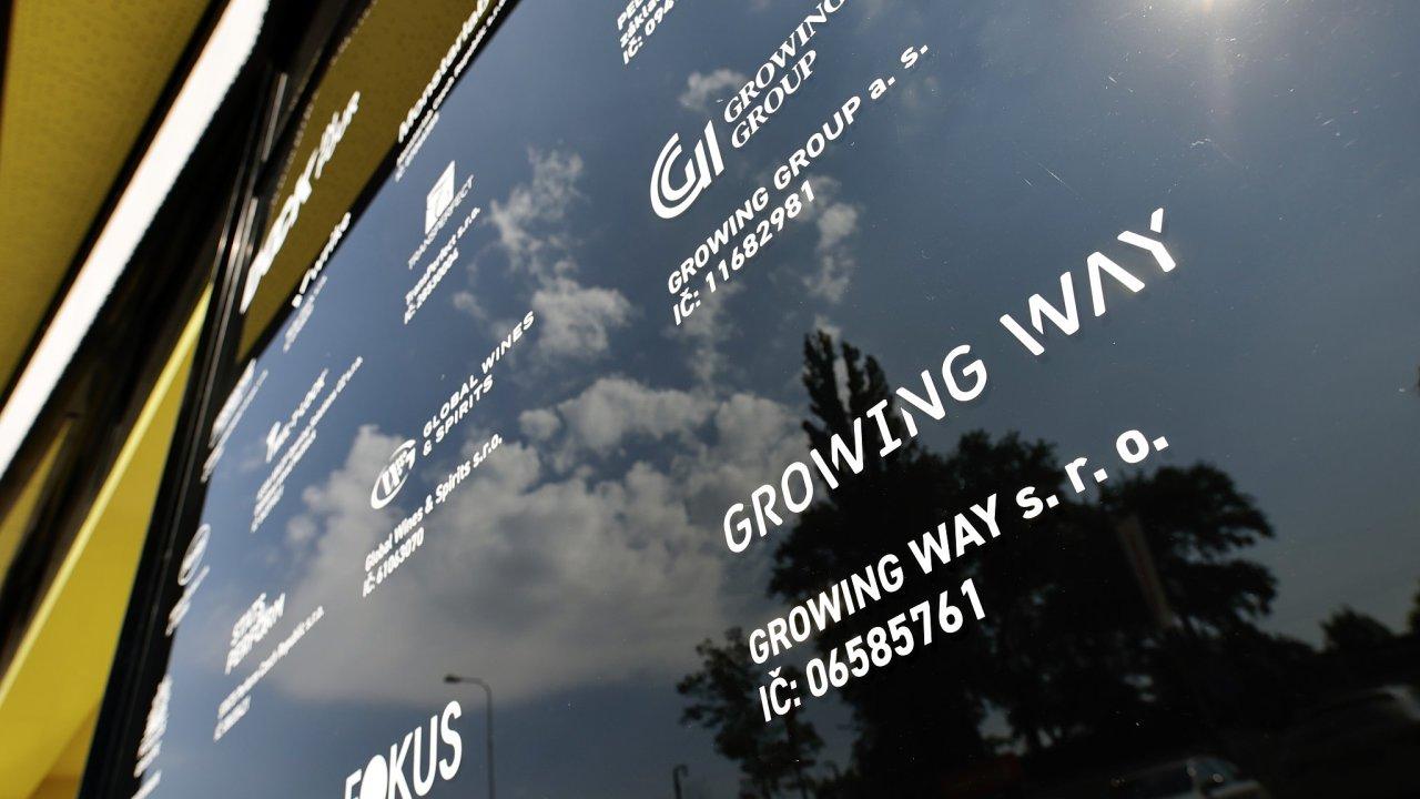 Společnost Growing Way