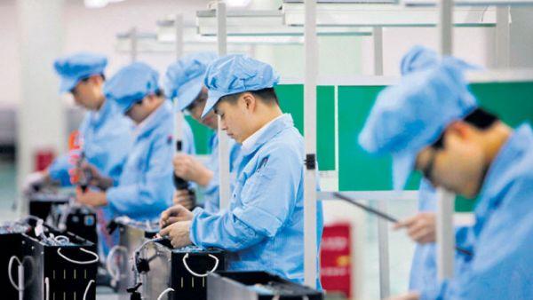 Čína hodlá propustit až šest milionů státních zaměstnanců prodělečných podniků - Ilustrační foto.