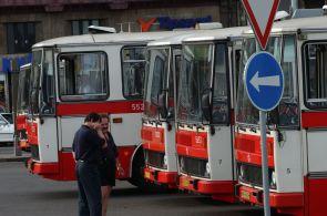Řidiči brněnské MHD si polepší zhruba o čtyři tisíce korun – Ilustrační foto.