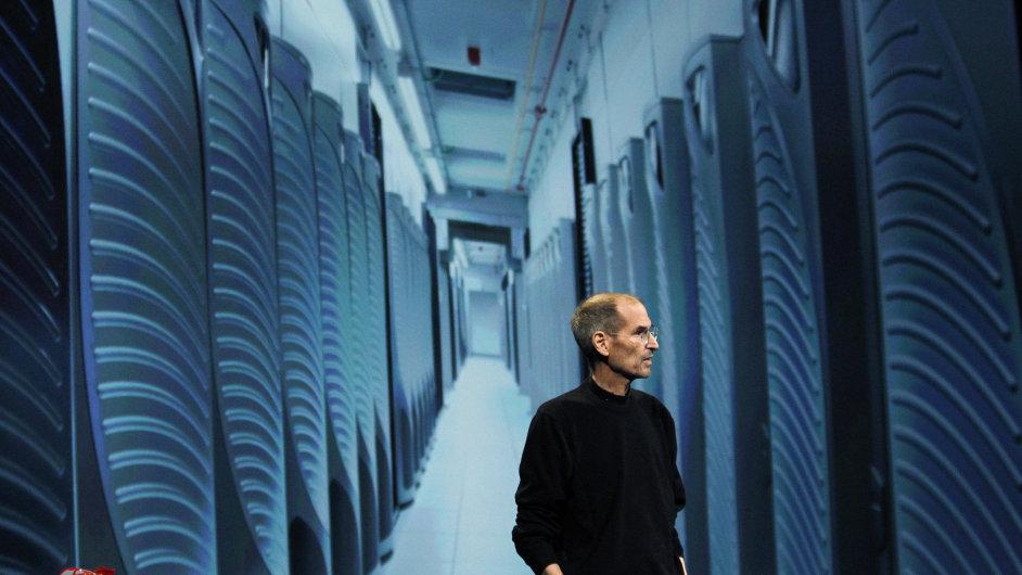 Pokud v Česku vyrůstá někdo jako Steve Jobs, pak je velká šance, že v Praze na Smíchově.