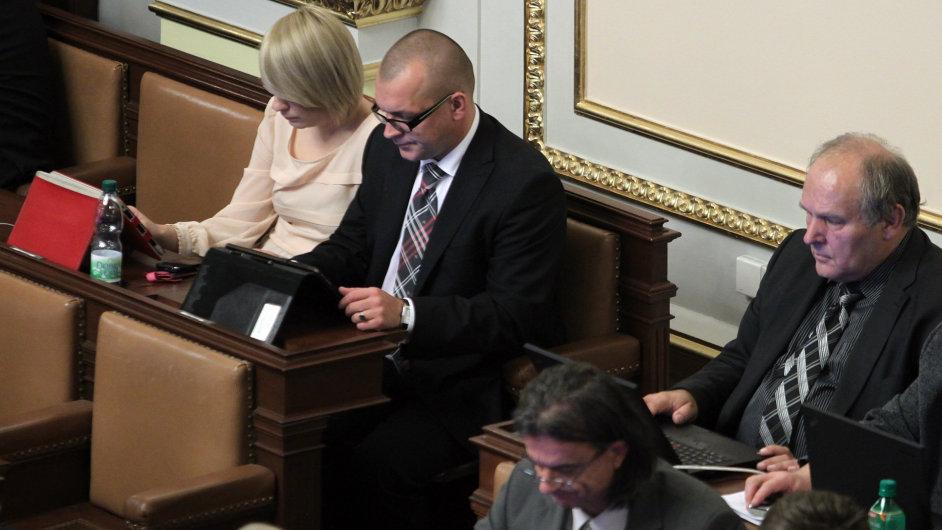 Sněmovna hlasuje o rozpočtu