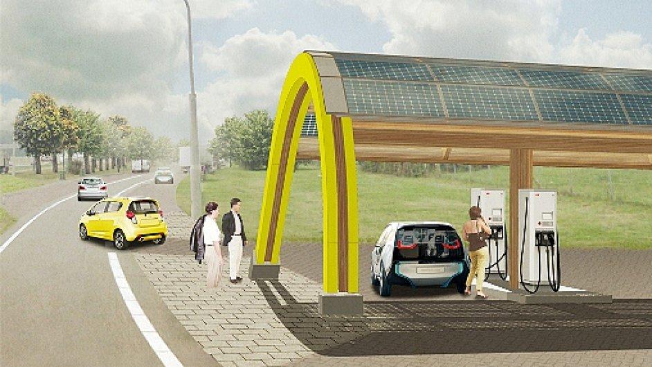 ABB vybuduje v Nizozemsku síť dobíjecích stanic