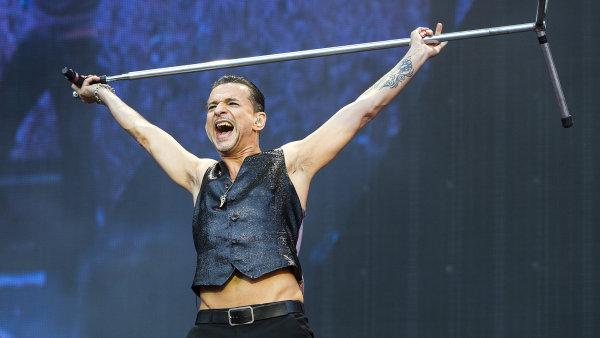 Depeche Mode v Praze, 23. července
