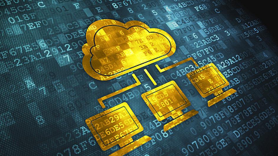 webove uloziste dat cloud