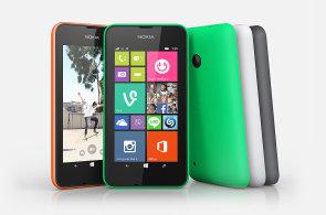 Microsoft skončil s Nokií X, proti Androidu staví nejlevnější Lumii 530 za 2800 korun