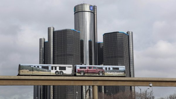 Automobilka General Motors vykázala rekordní zisk.