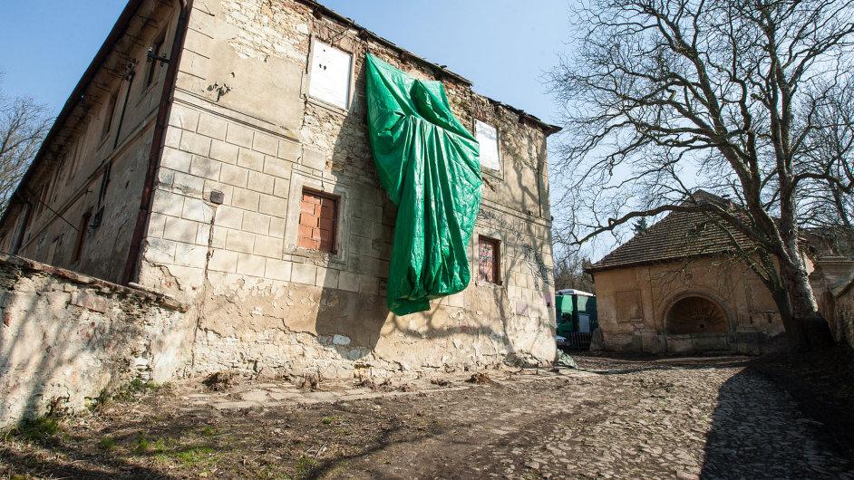 Cibulka je jednou z nejvíc ohrožených kulturních památek na území Prahy.