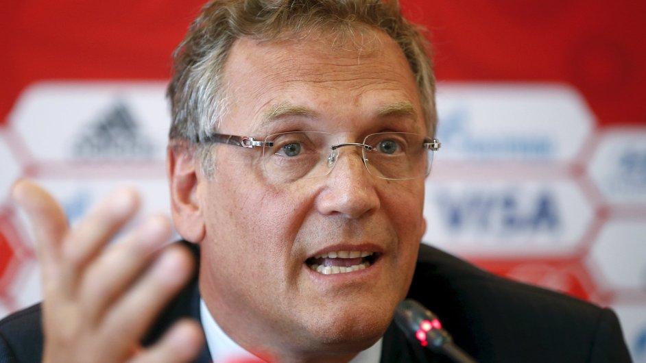 FIFA kvůli skandálu s lístky na MS uvolnila z funkce Jeromea Valckeho.