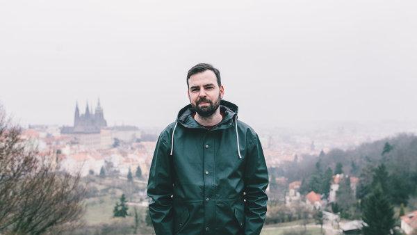 Lukáš Rychtařík, šéf hudebního vydavatelství Championship Music