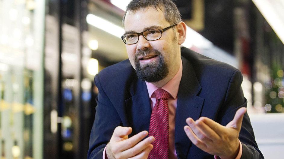 Hlavní ekonom Mezinárodní energetické agentury László Varró.