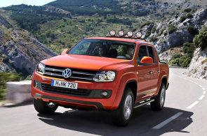 VW Amarok Canyon: Pro práci i jen tak na parádu