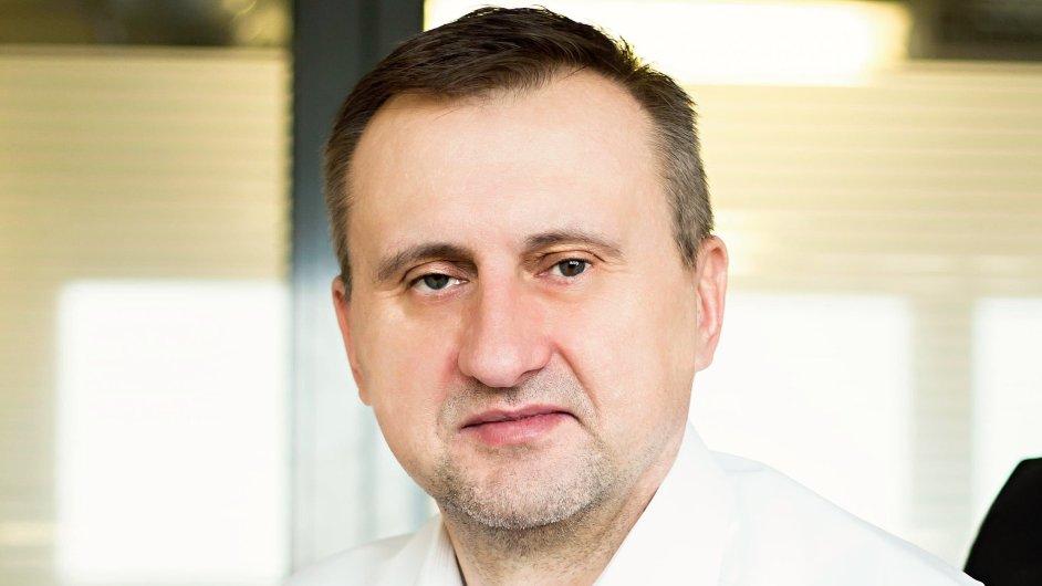 Ján Kondáš, manažer korporátní komunikace řetězce Tesco v ČR