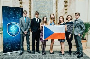 Naši reprezentanti na Intel ISEF 2016