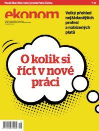 obalka Ekonom 2016 16