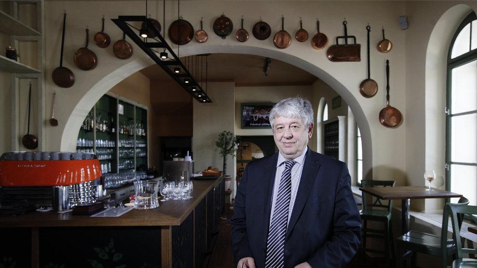 Šéf Madety Milan Teplý