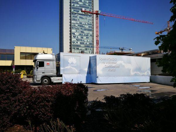 Roadshow Huawei Technologies v ČR