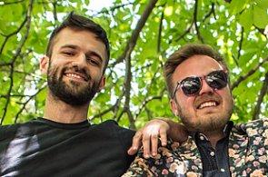 Jan Jelínek a Ivan Soukup, kreativní tým agentury McCann