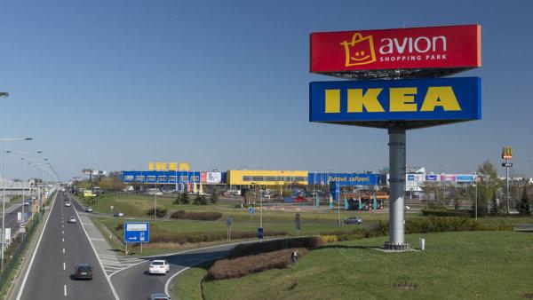 Avion Shopping Park na Zličíně změní majitele.