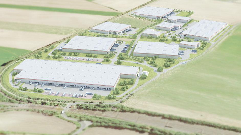 Průmyslový park P3 Prague D11 se rozšířil o další pozemek