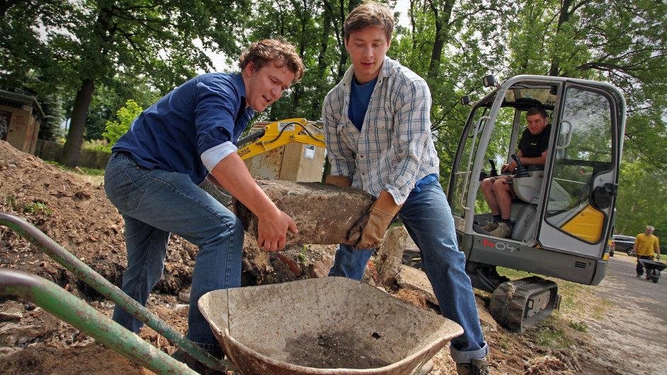 Obnova plovárny ve Velvarech