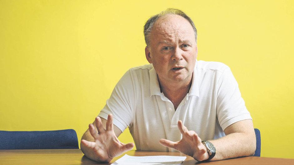 Michal Mazánek, šéf Národní centrály protiorganizovanému zločinu.