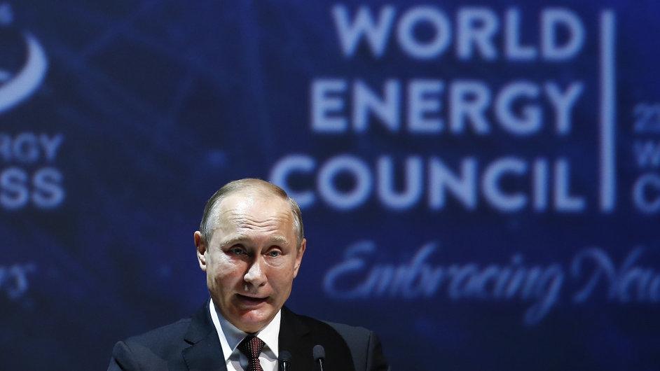 TURECKO RUSKO ROPA ENERGIE PUTIN OPEC