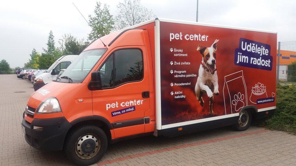Pet Center.