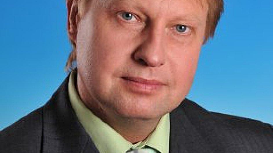Poslanec Jiří Valenta (KSČM)