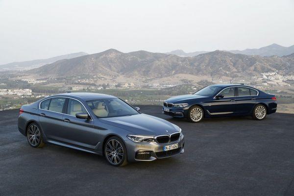 Sedmá generace BMW řady 5