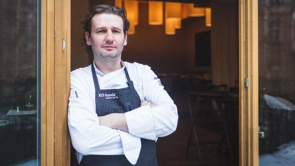 Od února restauraci Aromi vede nový šéfkuchař Petr Špejzl.