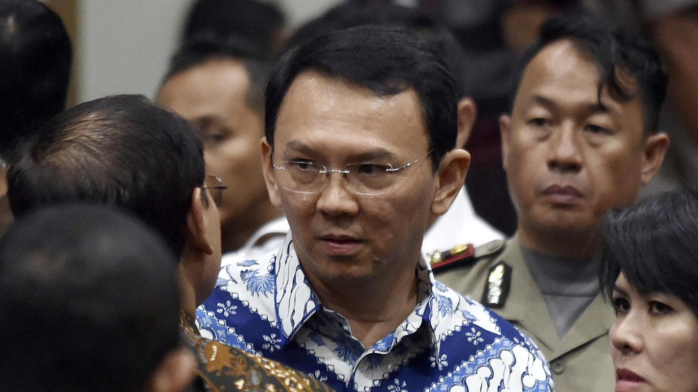 Guvernér Jakarty Basuki
