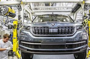 Středoevropský region si díky vazbám na Německo a Rakousko udržuje pozici méně nákladné lokality pro výrobu automobilů, která se ve stále větší míře automatizuje.