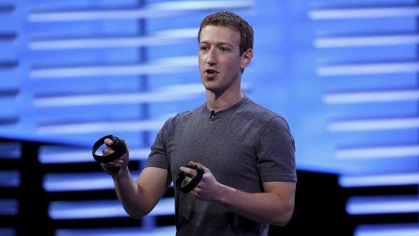 """""""Nechci, aby někdo využíval naše nástroje k podkopání demokracie,"""" prohlásil zakladatel Facebooku Mark Zuckerberg."""