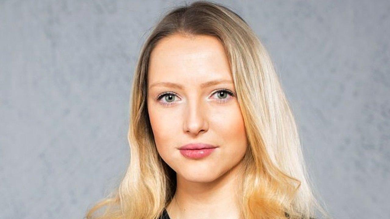 Andrea Daičová, PR oddělení společnosti Seznam.cz