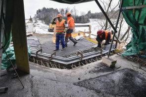 Řada nezaměstnaných nachází uplatnění díky postupnému rozjezdu sezonních prací zejména ve stavebnictví.