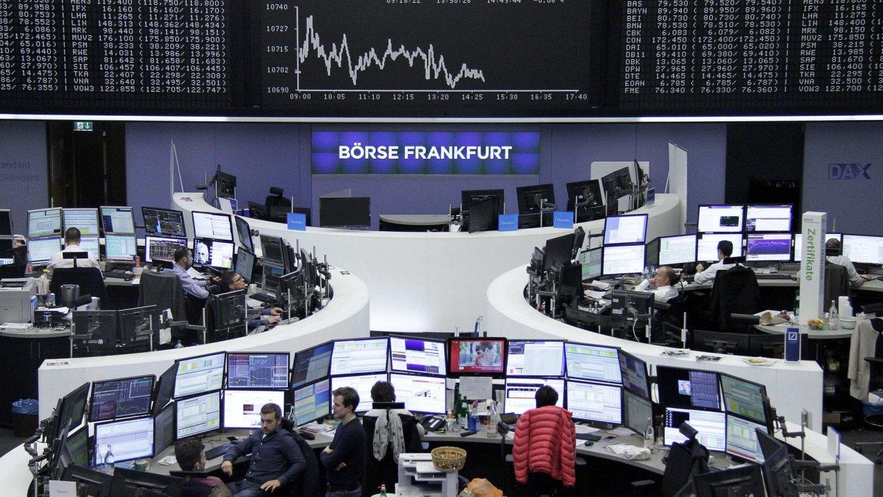 S akciemi Aixtronu se obchoduje na burze ve Frankfurtu