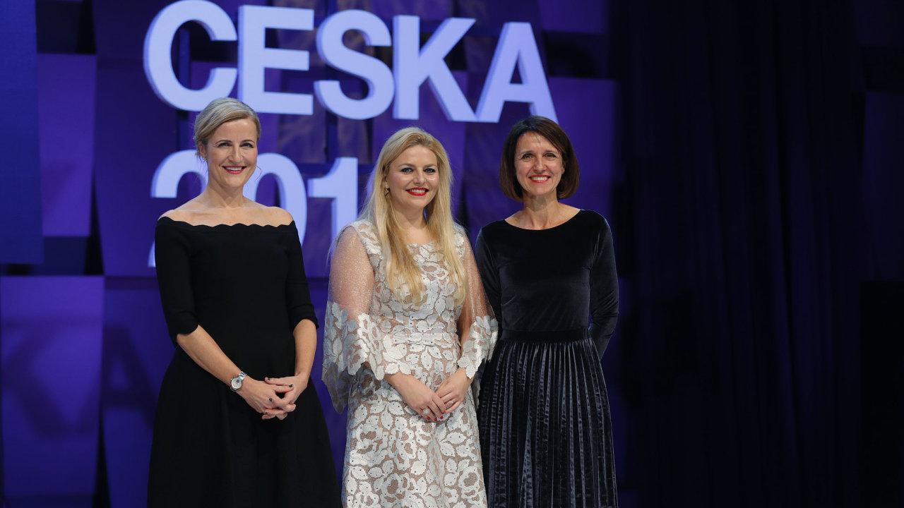 Galavečer Top Ženy 2018
