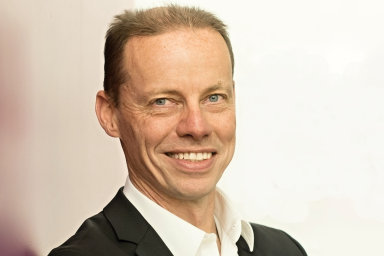 Vince Gruber, výkonný viceprezident a prezident pro evropské trhy společnosti Mondelez International